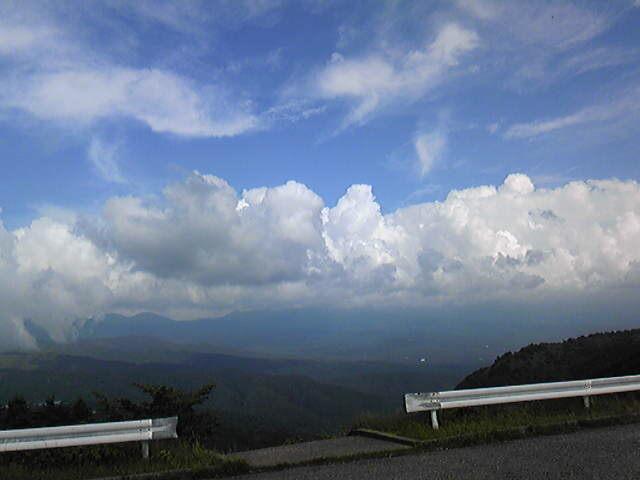 長野 車山高原のそら